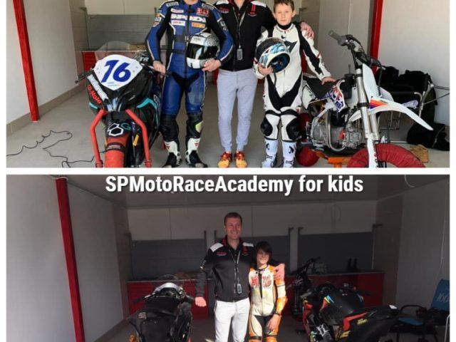 Формируется состав SPMotoRaceAcademy for Kids