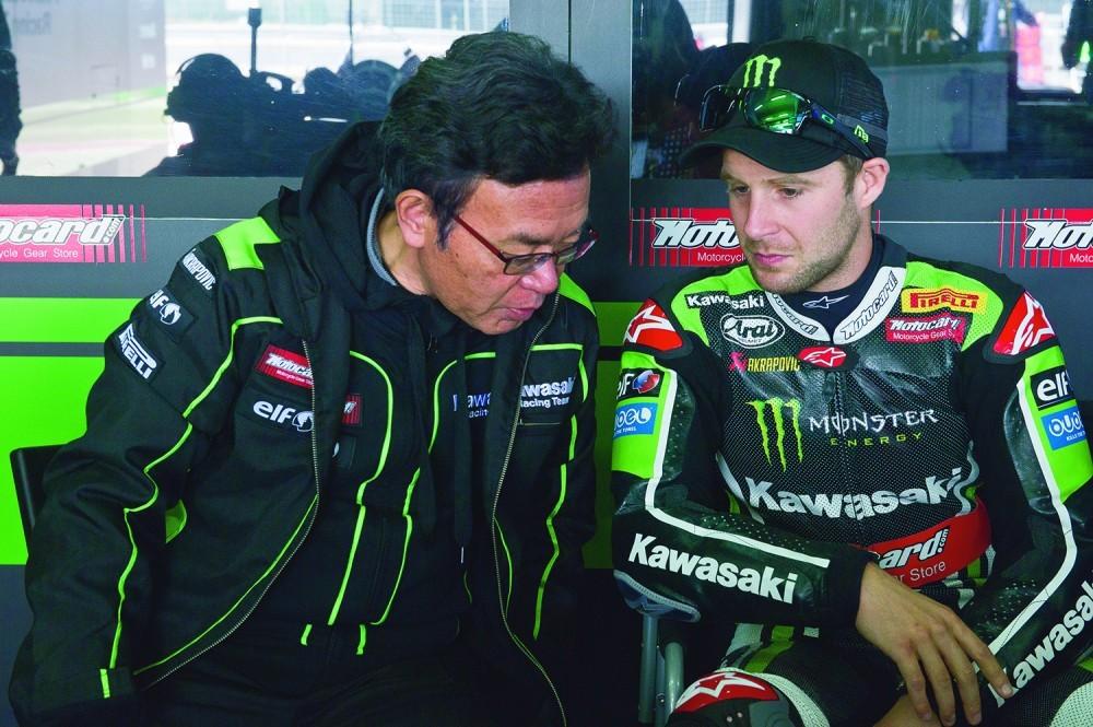 WSBK:Kawasaki пойдет своим путем.