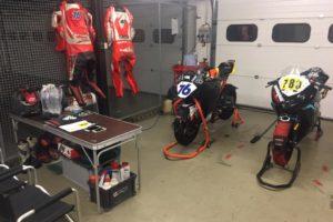 SP-Moto R.A.: Стартуют двухдневные тесты  на чешской трассе Most Autodrom