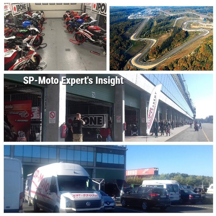 Не потерять бы Brno Automotodrom
