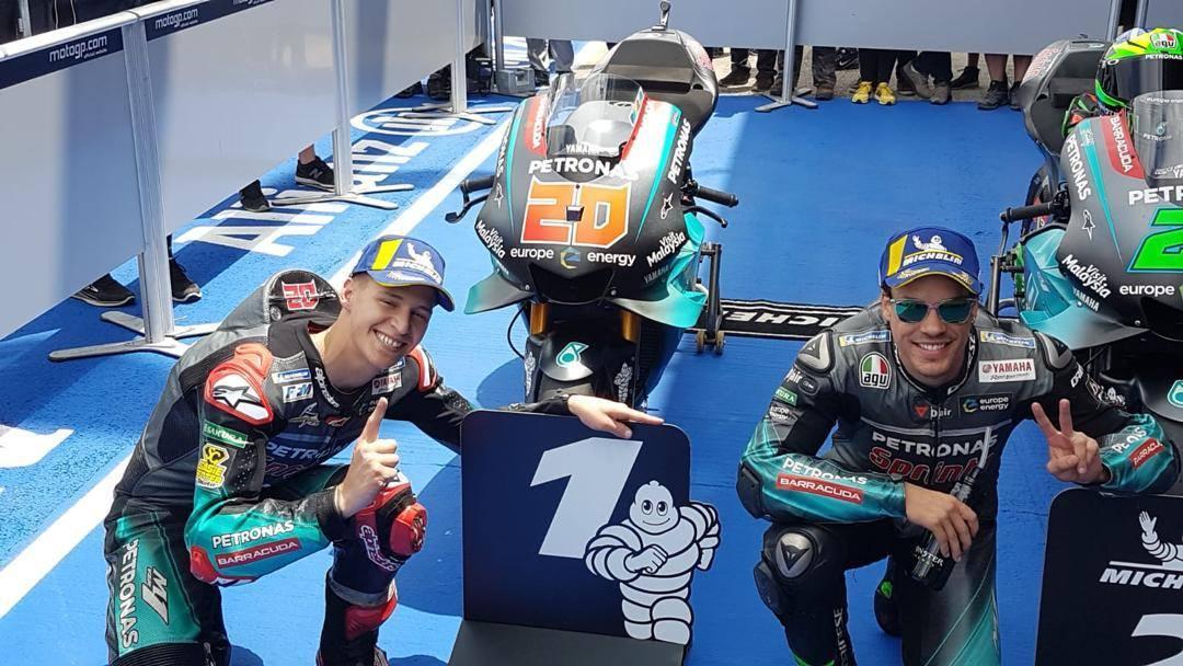 Сенсационный результат квалификации в четвертом раунде MotoGP в Хересе