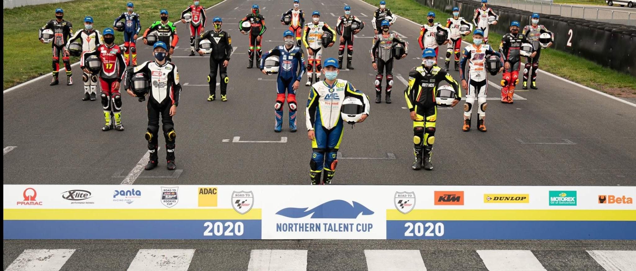 Northern Talent Cup Oschersleben's Tests: уроки и  резоны