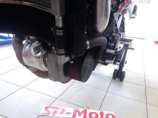 Сузуки Хаябуса GSX 1300R Turbo Power Tuning