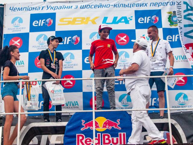 Первый этап SBKUA приносит команде SPMotoRacingTeam 4 поул позиции, личные первые места  и   командную победу.