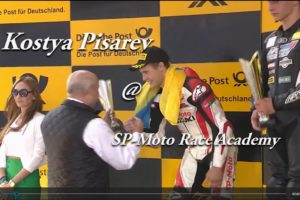 Video: Will to Win by Kostya Pisarev @ Lausitzring Circuit , 2015