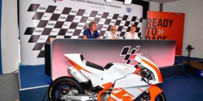 Впервые в истории мотоспорта украинская команда SP-Moto Junior Team Ukraine выступит в серии Road to MotoGP