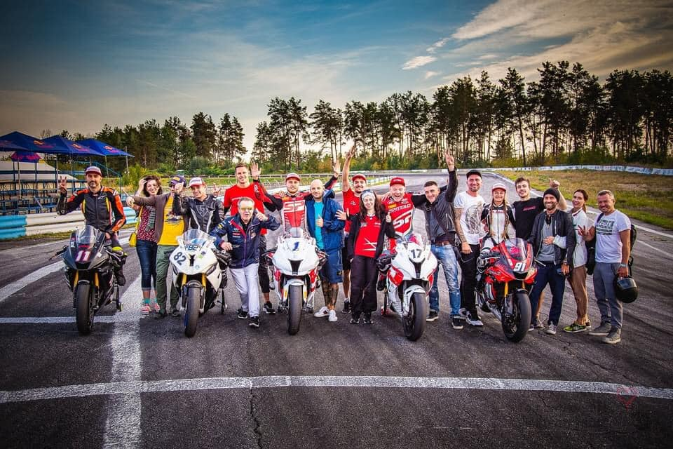 SPMotoRacingTeam 13 th time winner of Ukrainian Road Racing Championship.2020