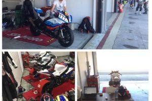 Быстрые сборы SP-Moto Race Academy