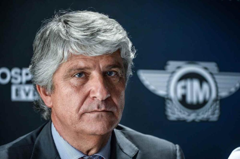 Interview Jorge Viegas, FIM President