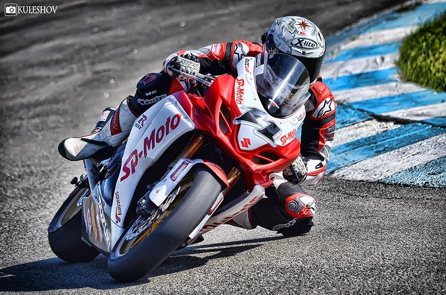 Гоночный сезон-2014: SP-Moto Racing в очередной раз на спортивном Олимпе