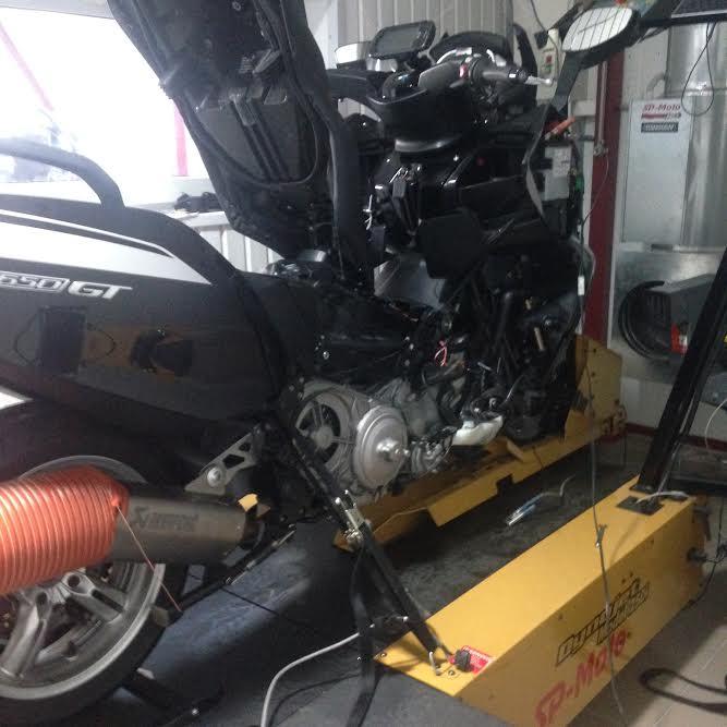 Скутер BMW C650 GT