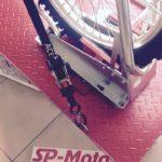 Оборудование для транспортировки , фиксации и крепления мотоцикла