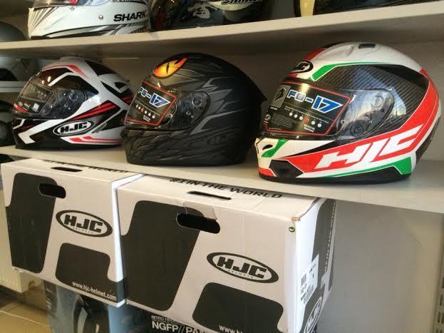 Шлемы HJC - маститый бренд достойный внимания