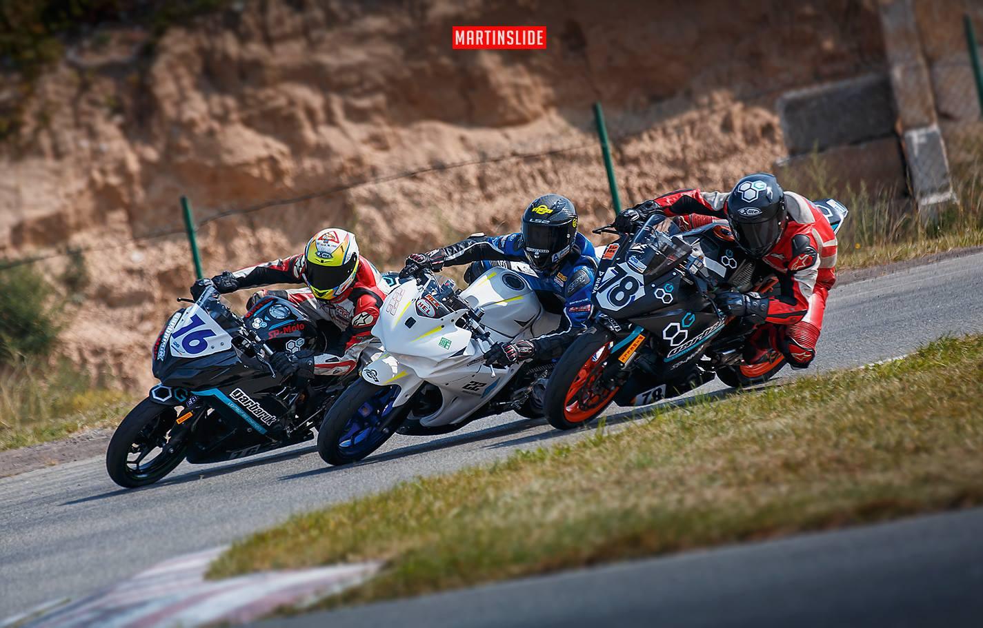 SP-Moto Race Academy : из класса в класс...
