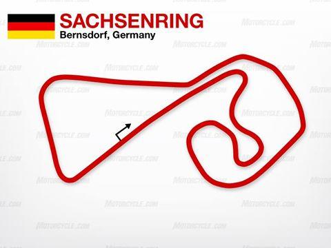 SPMoto Race Academy проведет учебно-тренировочную сессию на трассе Sachsenring