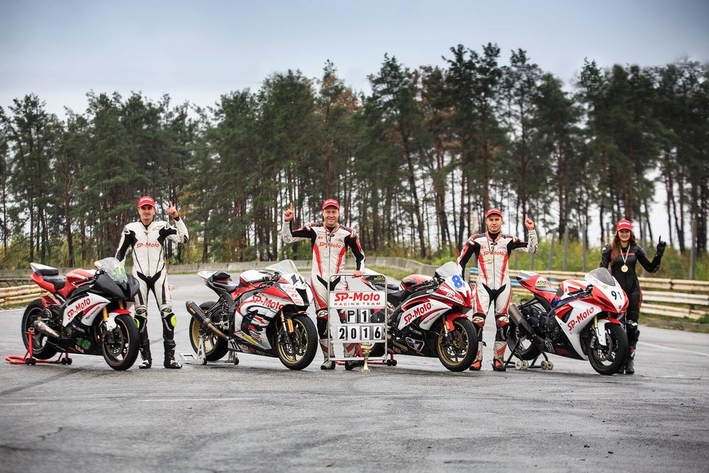 SP-MOTO RACING TEAM