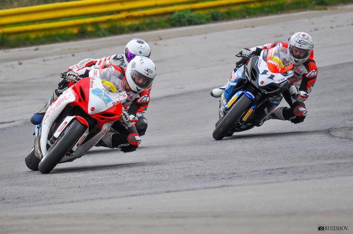 SP-Moto Racing Team – профессиональная подготовка