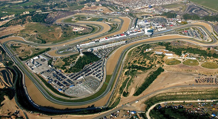 Circuito de Jerez (Испания)