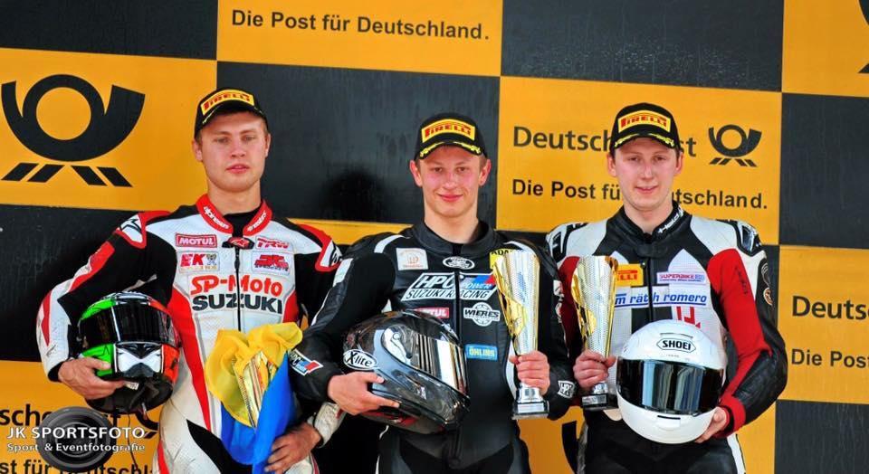 Тренировочный сбор 28-30 июля на немецкой трассе Lausitzring